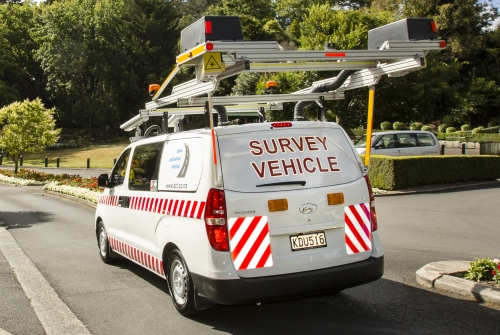 NZ Road Surveys, Pavement Surveying, Traffic Speed Condition